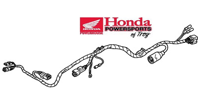 GENUINE HONDA OEM 1999-2004 Trx400Ex Wire Harness 32100-Hn1-000 on