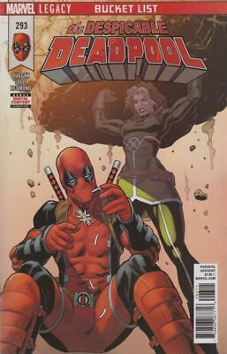 Despicable Deadpool #293 Marvel Legacy Cover A 1St  Print