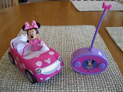 Minnie Mouse Remote Control Roadster Vehicle