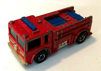 1976 Fire-Eater Hot Wheels - Fire Truck