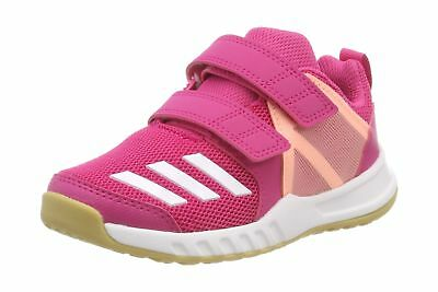 best loved c9499 c3202 adidas Unisex Kids  Fortagym Cf K Gymnastics Shoes ...