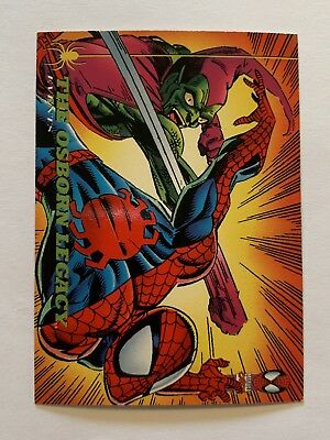 1994 Fleer Spider-Man Marvel Card #144