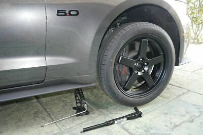 Automotive Authority Performance Package Spare Tyre Kit (for Brembo Brakes) for