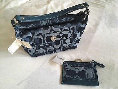 Coach 2-PC Handbag and Coin/Wallet- Brand New With Tags