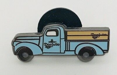 Don Julio Tequila Blue Truck Pin