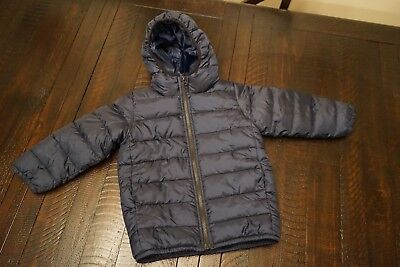 Boys size 4T puffer coat jacket childrens place