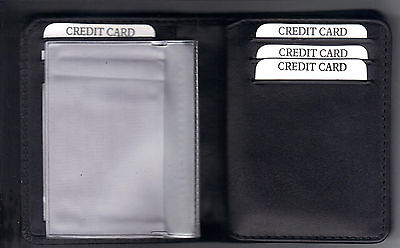 San Francisco Police Deputy Chief Tri-Fold DL/Money/CC Wallet badge NOT included