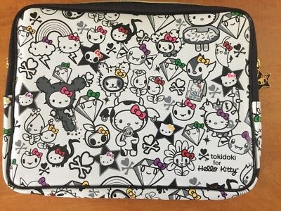 3d176ad3e7e3 RARE Collectible - 35th Anniversary Tokidoki Hello Kitty Laptop Case - NWOT