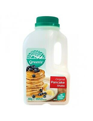 Greens Pancake Shake Original 200gm