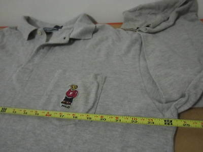 Polo Ralph Lauren embroidered bear long sleeve shirt