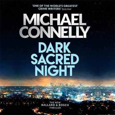 Dark Sacred Night por Michael Connelly - Audio CD