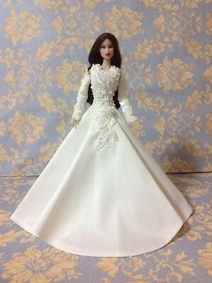 Bestty_Doll Gown Outfit Dress Fashion Royalty  Fr2