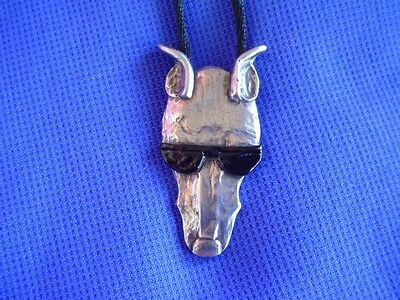 Whippet Greyhound MR COOL necklace Pewter Dog Jewelry by Cindy A. Conter 11o