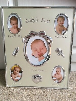 Baby's First's Photo Frame - Never Used