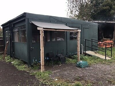 24ft x18 Office,canteen,toilets,2bay modular building,portable Building,hire,