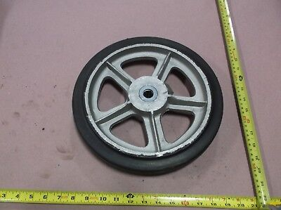 "12""x2"" Heavy Duty Wheel with Bearing, .7500"" Bore"