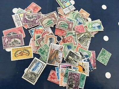 Trinidad & Tobago caribbean stamps off paper direct from estate untouched