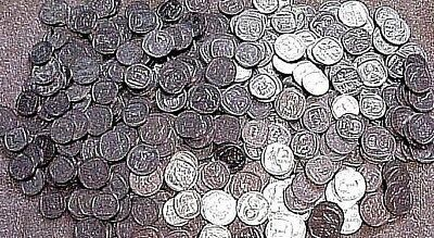 Huge South Africa Coin Lot  450 Total