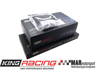 KING RACE Mains, Big End Bearings & Thrusts Ford Sierra Cosworth YB STD SIZE