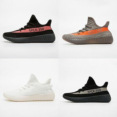 Kids Genuine Yeezy-Boost 350 V2 Trainers GYM Running Shoes Kids Size Uk8.5-2.5