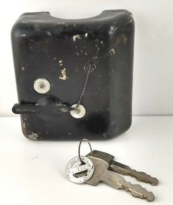 Ford Truck Spare Tire Lock Assembly 1970s