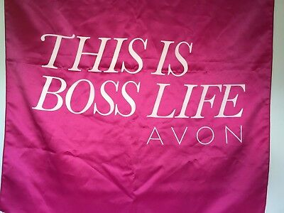 Avon Representative Logo Table Runner