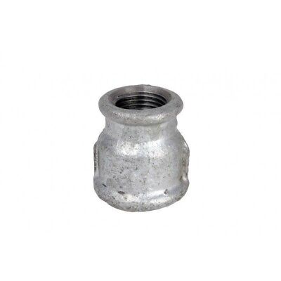 BSP Threaded Pipe Reducer / Radiator Water Tube Reducing Muff Coupler Connector