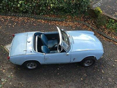 Triumph Spitfire MK2  1966 Modified car from HCC