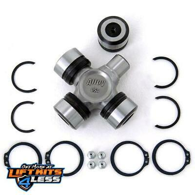 Alloy USA 11500 Fr HD Greaseable U-Joint for Dana 30/Dana 44 for 84-06 Cherokee