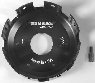 Hinson Billet Clutch Basket Kaw (H068)