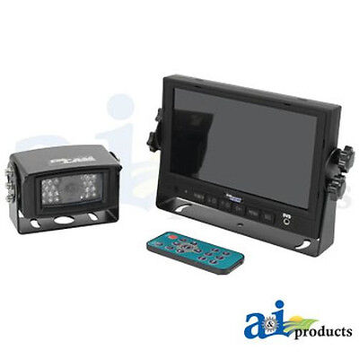 "ON SALE CabCAM Video System (Includes 7"" Color Monitor and 1 Camera) CC7M1C"