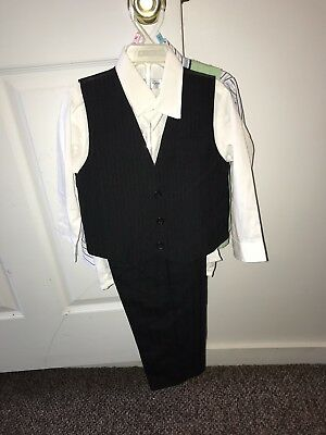 Boys Suit 4T Lot