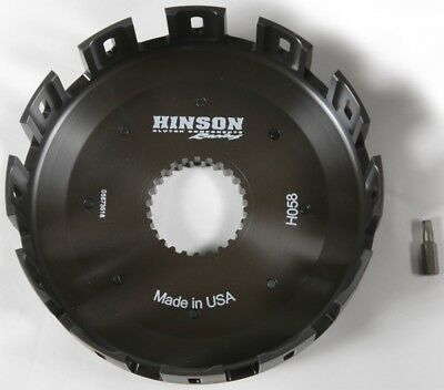Hinson Billet Clutch Basket Kaw (H058)