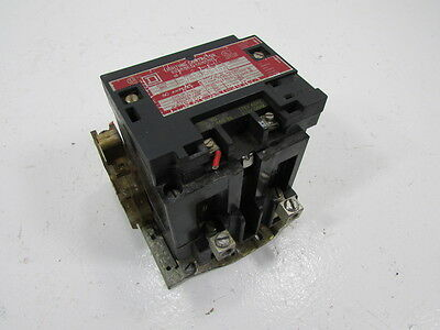 `` Square D 8903 60 Amp Spw21 Lighting Contactor