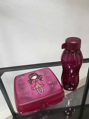 TUPPERWARE SANTORO Lunch Sandwich BOX + Eco Flasche 310ml