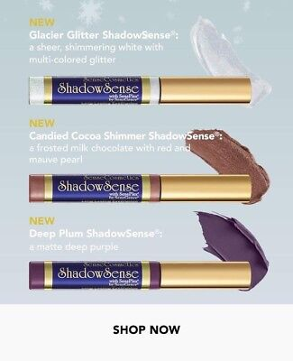 Shadowsense Limited Edition Wonderland Collection By Senegence