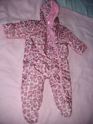 baby girls winter all in one size 3-6 months from Next