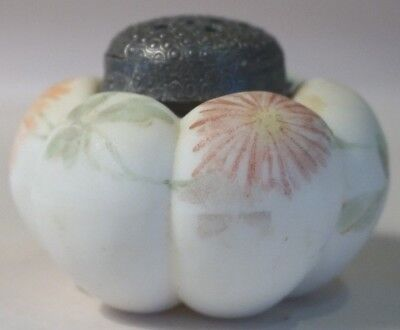 Vintage Mt Washington Tomato Shaped Salt / Pepper Shaker