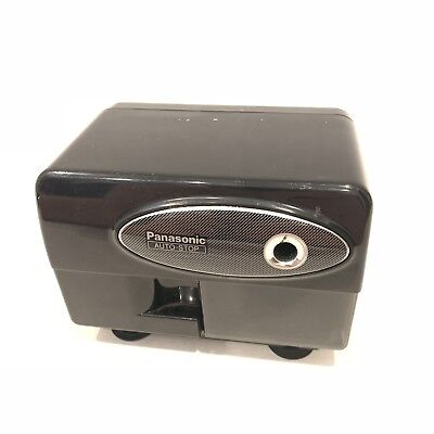 Panasonic KP-310 Auto Stop Electric Pencil Sharpener with Suction Feet - Works