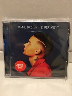 "Kane Brown CD "" Experiment """