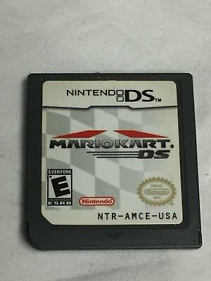 Mario Kart DS (Nintendo DS, 2005) CARTRIDGE ONLY (FREE SHIPPING)