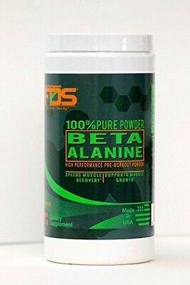 Raw Beta Alanine Extreme - Best High performance Pre Workout Powder for