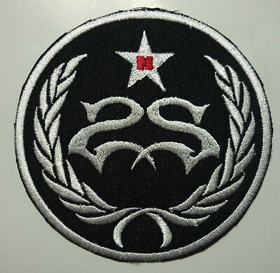 circle embroidered patch Stone Sour (II) Buckcherry Alterbridge Creed Sixx:A.M