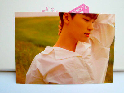 Seventeen Dino You Make My Day photocard Follow YMMD photo card pc SVT Lee Chan