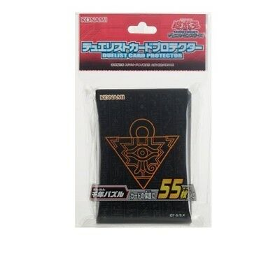 Yugioh Official Card Sleeve Protector Millennium Puzzle Sleeve japan Yu-Gi-Oh!