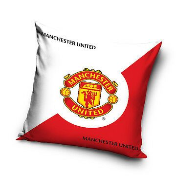 MANCHESTER UNITED 02 cushion cover 40x40cm 100% COTTON