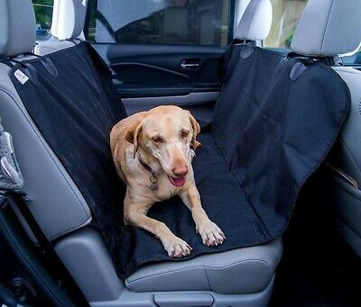 Pet Dog Car Suv Hammock Seat Cover Waterproof Protector Back Rear Cushion Mat