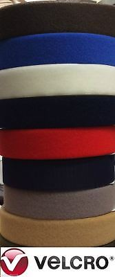 VELCRO® Brand, SEW-ON  25mm 50mm 100mm Assorted colours