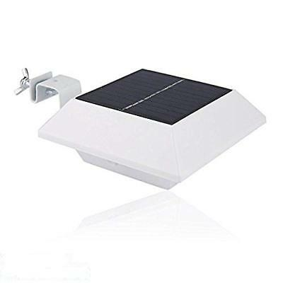SOOJET GL23C Solar Light, With Flat Polycrystalline Solar Panel, In Roof Form or