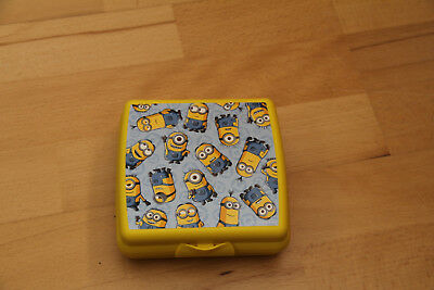 Tupperware Brotdose Minions NEU